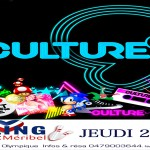 Flyer soirée Culture 90's au bowling de Méribel 2011 by PRIVATE DJ